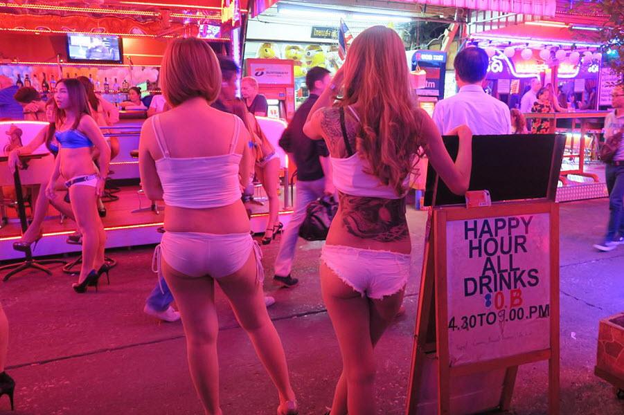 Bangkok Sex Tourism