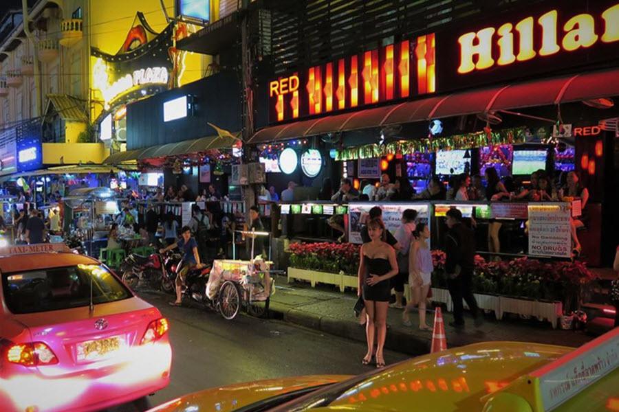 Bangkok Beer bars