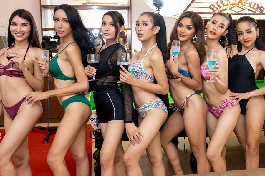 Pattaya Ladyboys