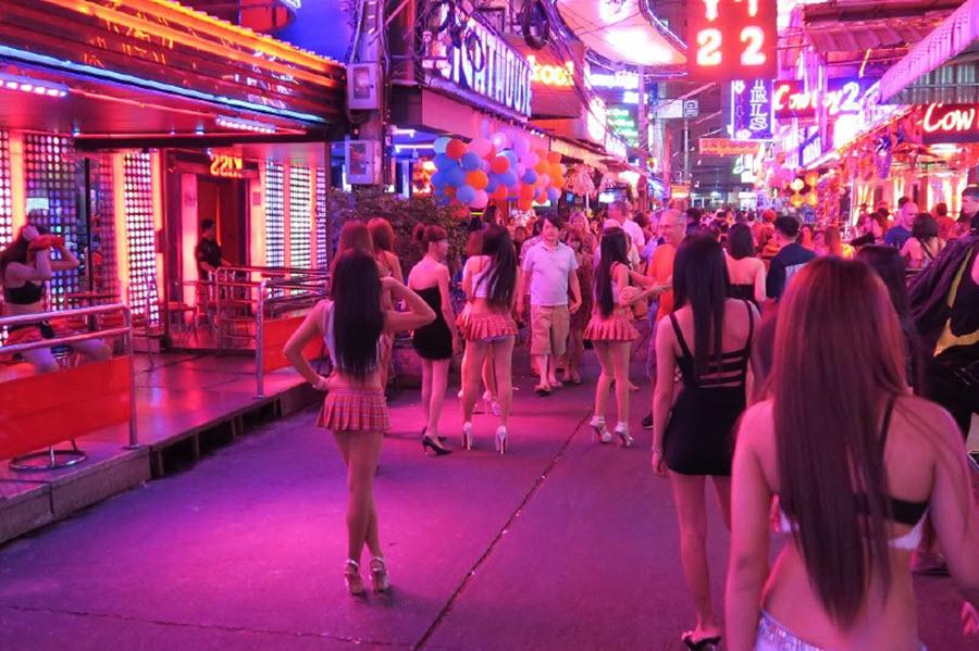 Pattaya Sex Tourism