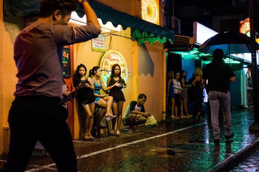 Philippines Street Hookers