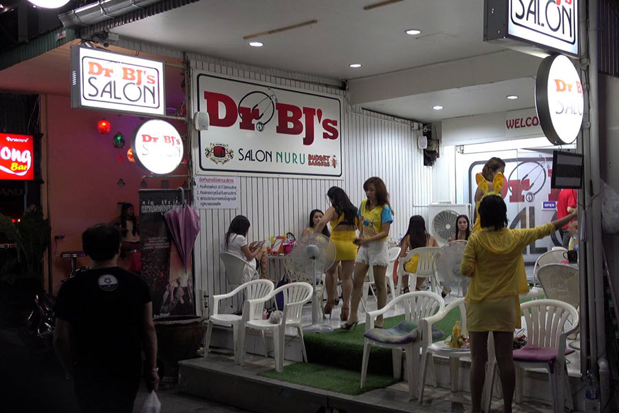 bj bars in thailand