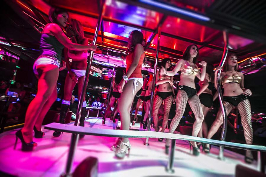 gogo bars in bangkok