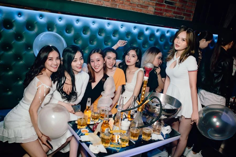 Pickup Bars and Nightclubs in Ho Chi Minh City