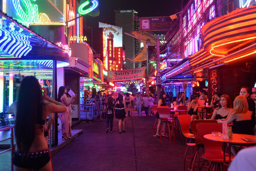 Redlight Districts in Ho chi minh city