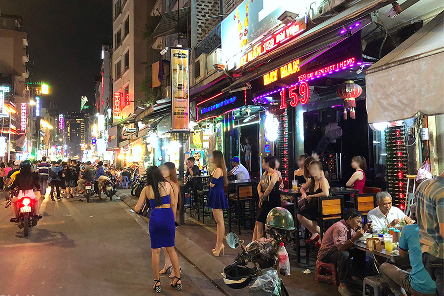 Sex Tourism in ho chi minh city