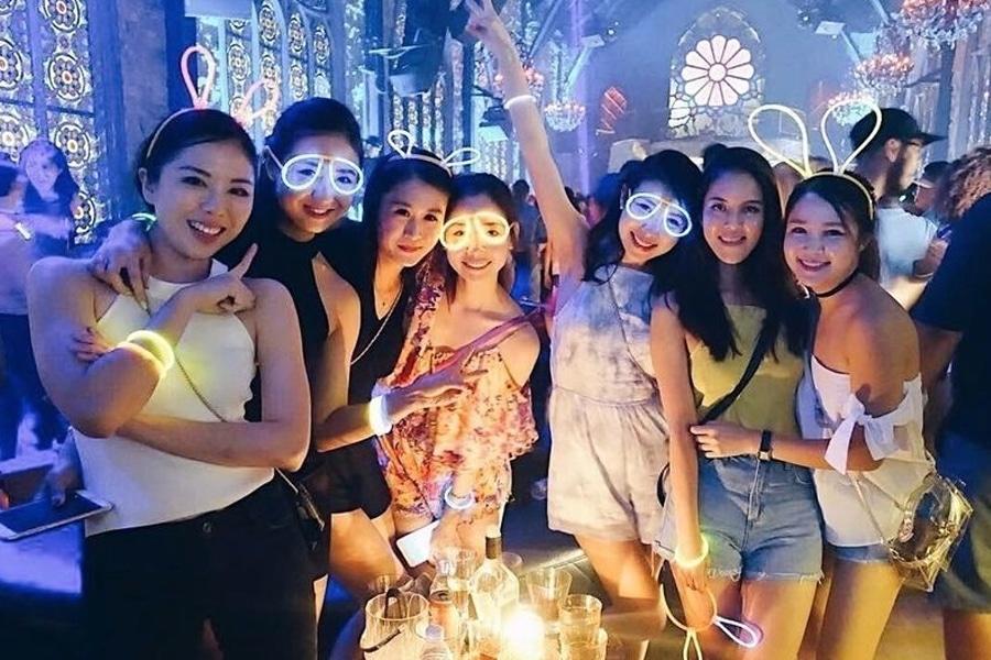 Girlie Bars in Bali