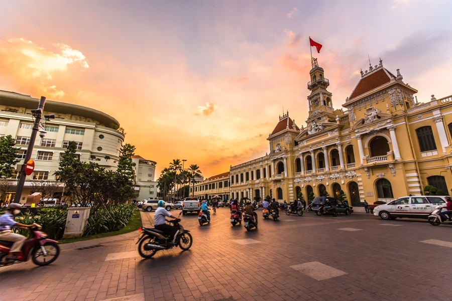 How to Get Around in Ho Chi Minh City