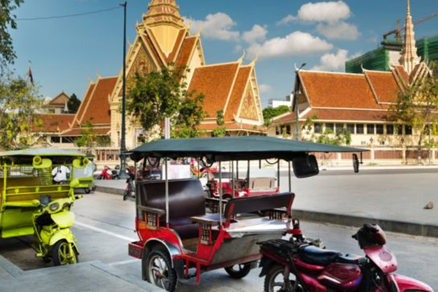 How to Get Around in Phnom Penh