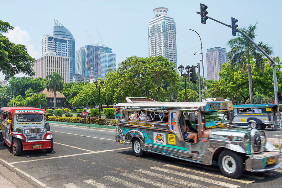How to get around in philippines