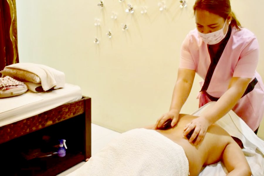 Massage parlours in cebu