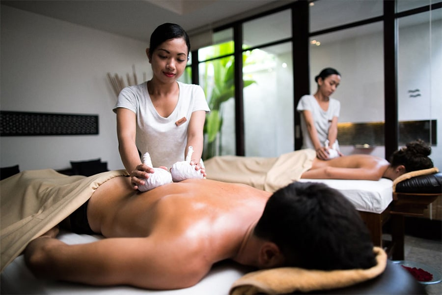 Massage parlours in siem reap