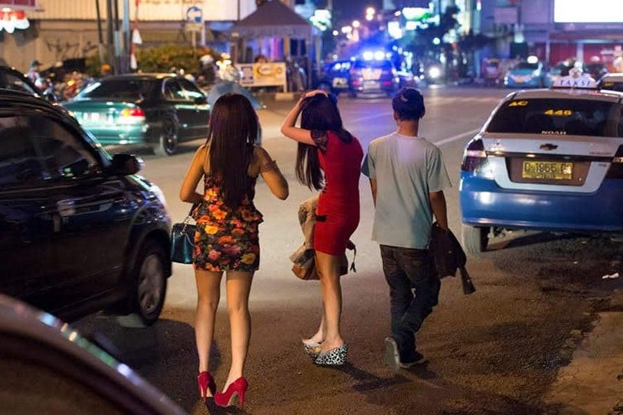 Street Hookers in Bali