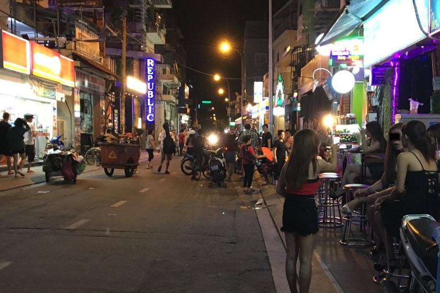 Street Hookers in Vietnam