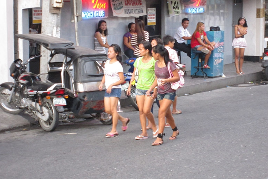 Street hookers in subic bay