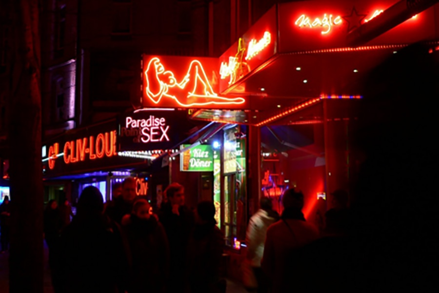 Streets Hookers and Redlight Districts in jakarta