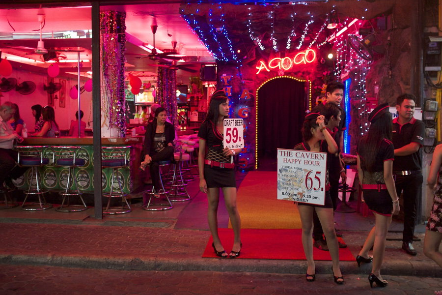 Streets hookers in hanoi