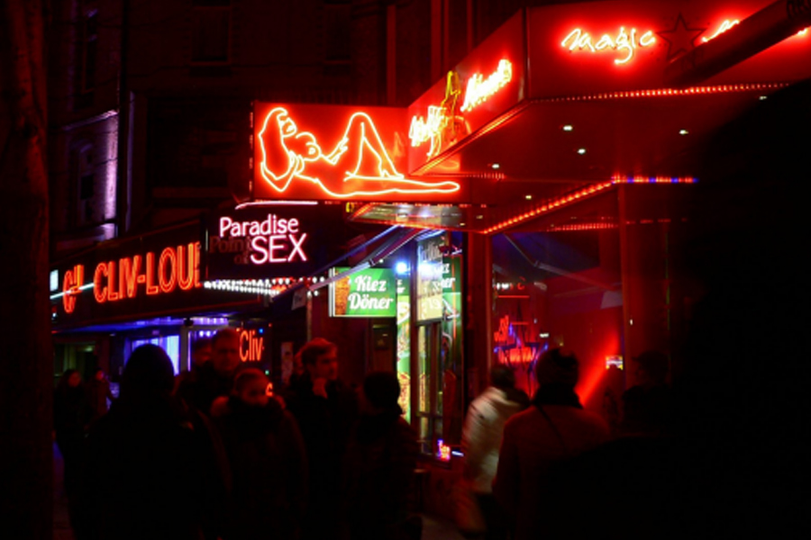 Red light Districts in kuala lumpur