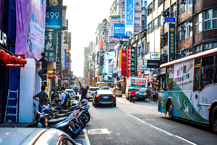 How to Get Around in Taipei?