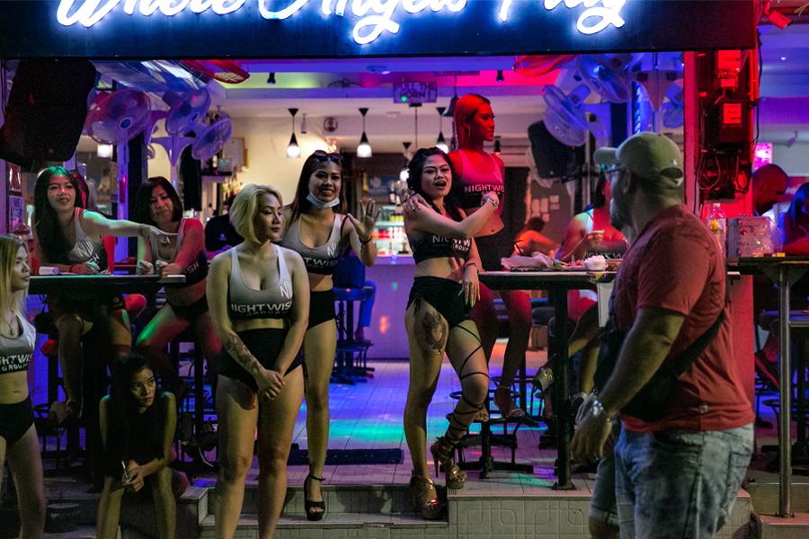 Street Hookers in Taiwan