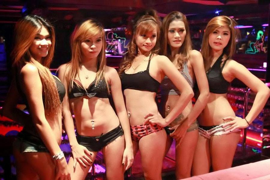 South Korean hostess and karaoke bars