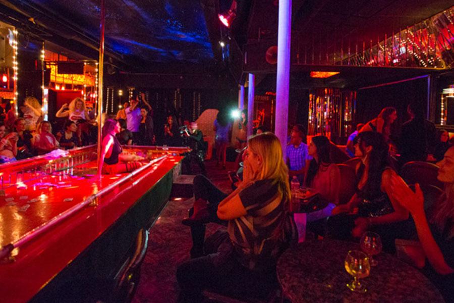 South Korean Strip Clubs