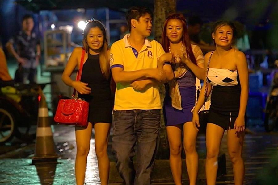 Hong Kong Sex Tourism and Prostitution