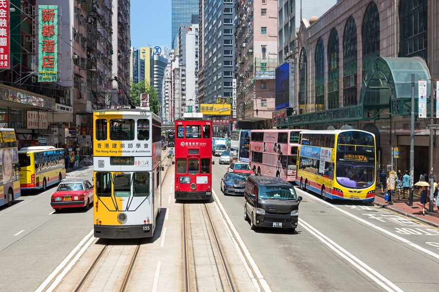 How to Get Around Hong Kong?