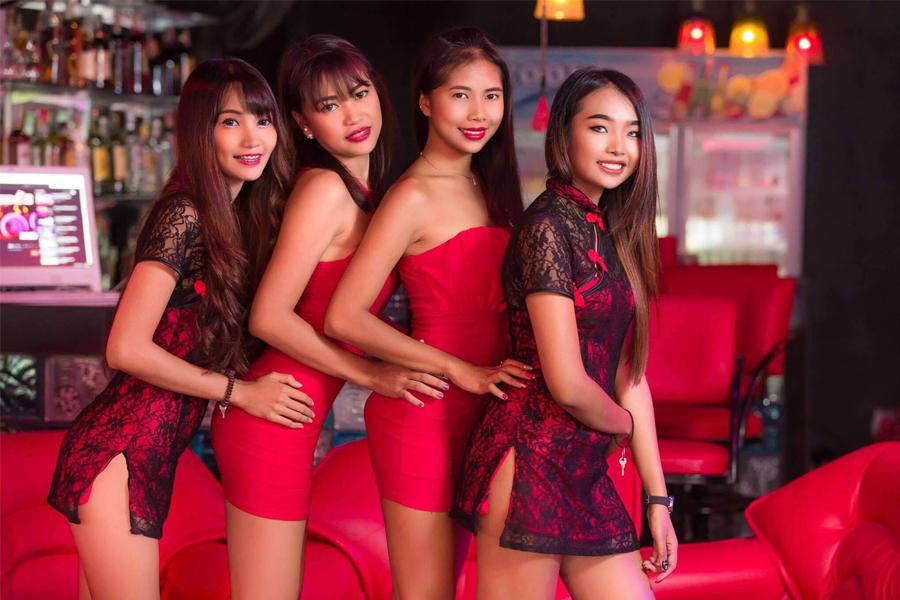 Hua Hin Girls & Dating Culture