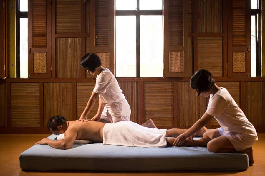 Erotic Massage Parlors in Hua Hin