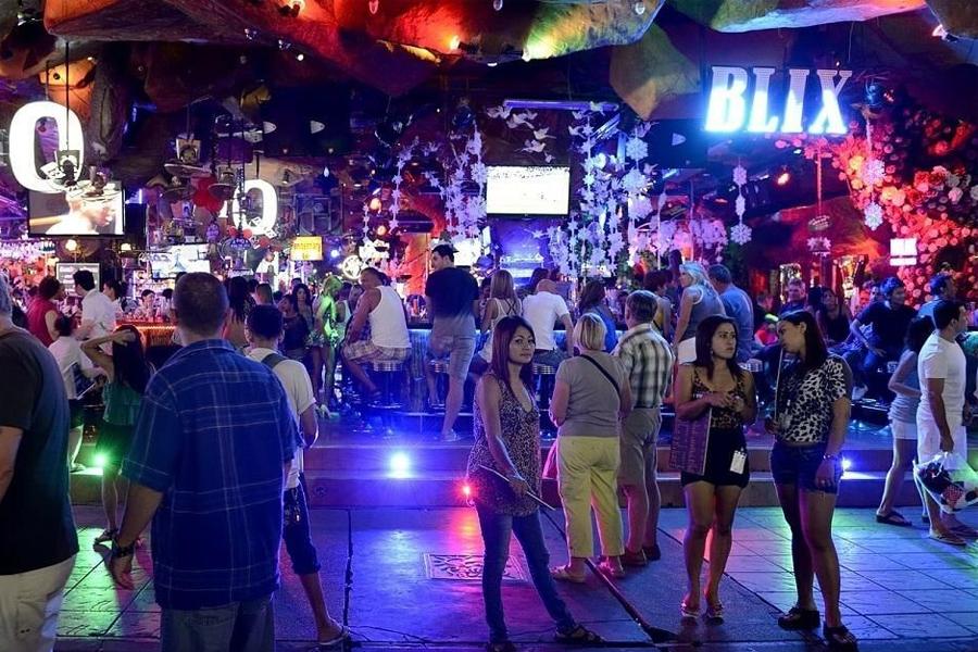 Krabi nightclubs