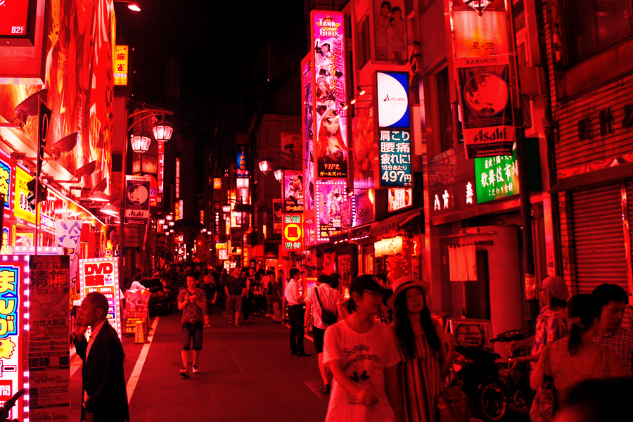 Red Light Districts in Kyoto