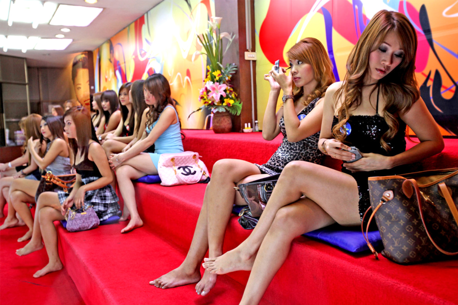 Soapy Massage Parlors in Krabi