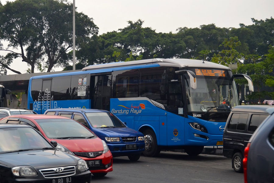 How To Get Around In Bandung?