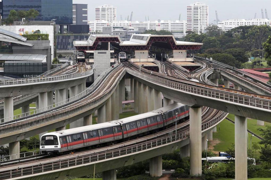 How to Get Around in Singapore?