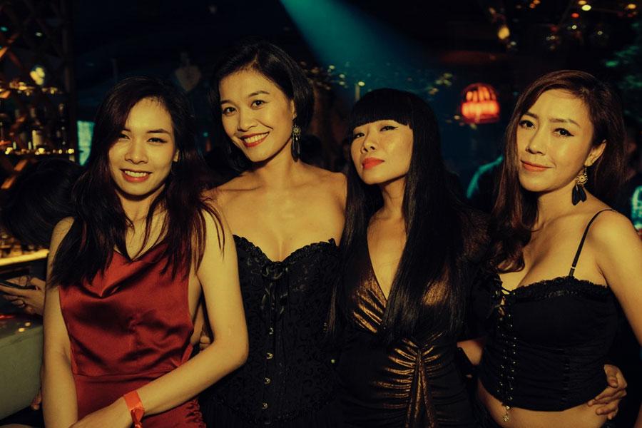 Nightclubs and Pick Up Bars in Da Nang