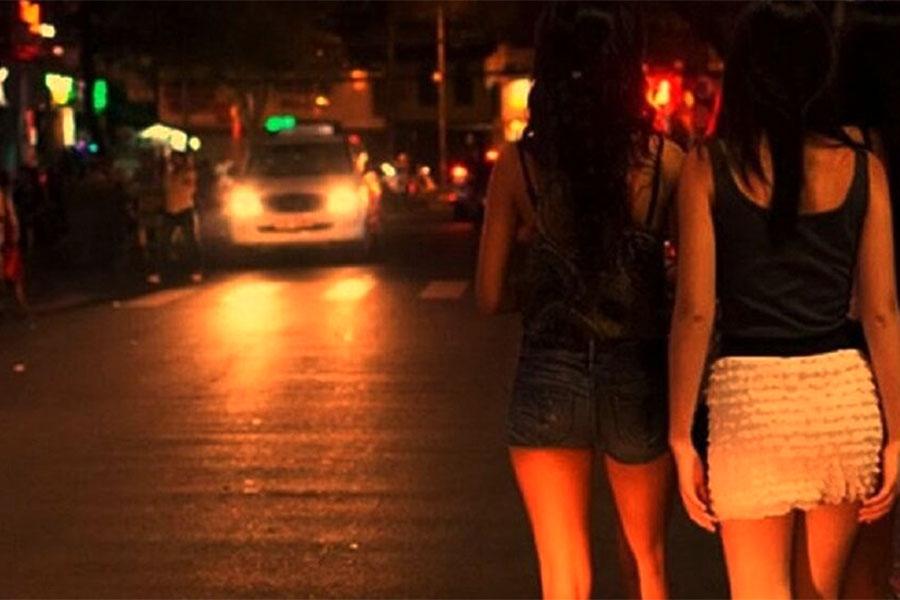 Bandung Street Hookers