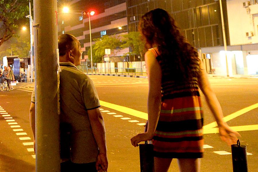 Singapore Street Hookers