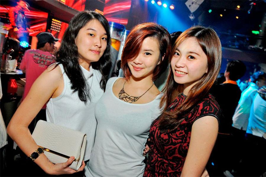 China Sex Tourism & Nightlife