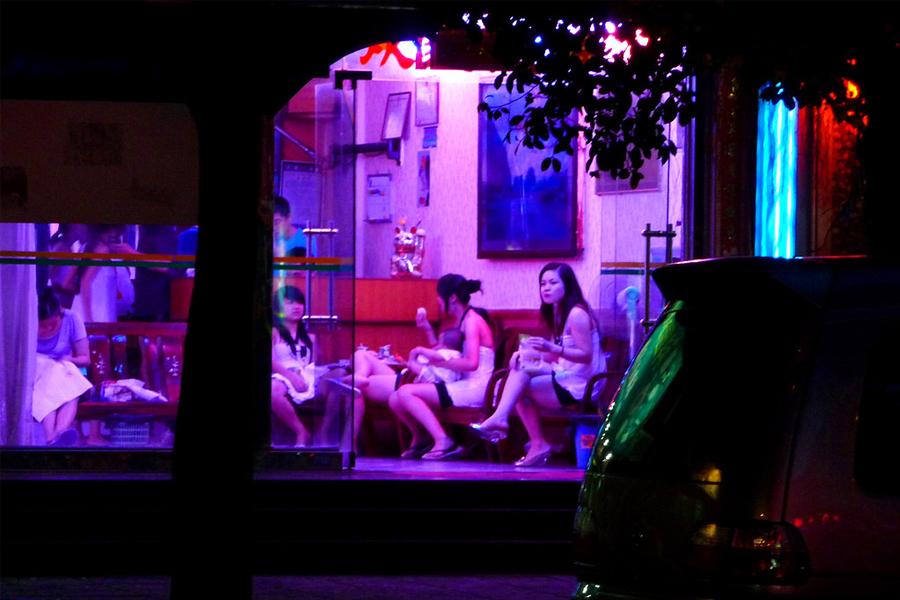 Erotic Barber Shops in Beijing