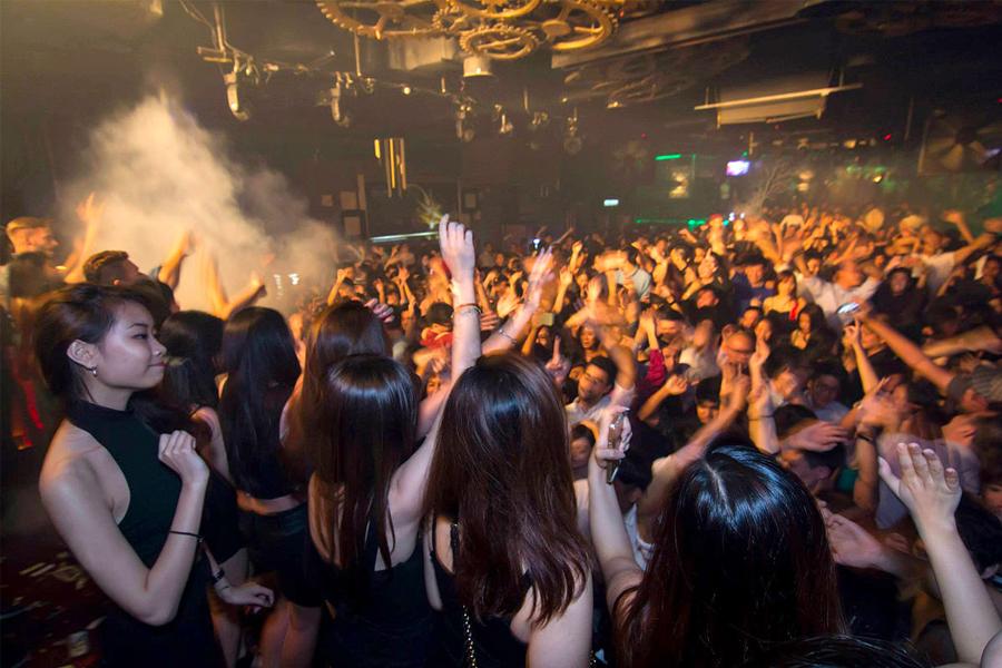 Nightclubs & Bars in China